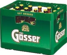 Bier von Gösser im aktuellen Netto Marken-Discount Prospekt für 12.99€