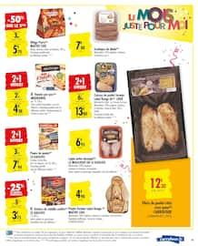 Catalogue Carrefour en cours, Le mois juste pour moi, Page 19