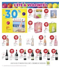 Catalogue Géant Casino en cours, Savourez l'été, profitez des promos !, Page 12