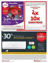 Catalogue Auchan en cours, Saveurs d'Asie, Page 24