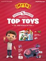 Aktueller Smyths Toys Prospekt, OSCAR'S TOP TOYS ZU WEIHNACHTEN, Seite 1