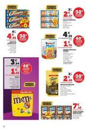 Catalogue Super U en cours, La quinzaine commerçante, Page 12