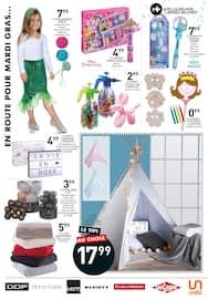 Catalogue Stokomani en cours, Le leader du déstockage de grandes marques !, Page 6
