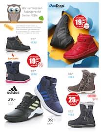 Aktueller K+K Schuh-Center Prospekt, Winterlove - Die neuen Lieblinge für kalte Tage. , Seite 9