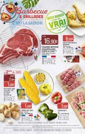 Catalogue Supermarchés Match en cours, 2 achetés = le 3ème offert, Page 2