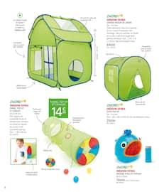 Catalogue Oxybul en cours, Catalogue plein air. Le plein d'énergie et de talents ! , Page 8