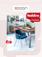 Catalogue Xooon en cours, Soldes & Promos, Page 1