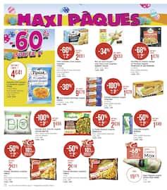 Catalogue Géant Casino en cours, Joyeuses Pâques, Page 22