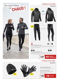 Catalogue Decathlon en cours, Pour Noël offrez du sport !, Page 21