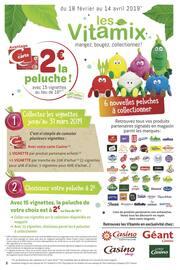 Catalogue Casino Supermarchés en cours, Les jours économix avec les Vitamix, Page 2