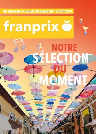 Catalogue Franprix en cours, Notre sélection du moment, Page 1