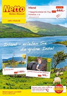 Netto Marken-Discount, REISEN … ZU NETTO-PREISEN! für Pliening