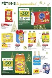 Catalogue Casino Supermarchés en cours, Des bons plans savoureux !, Page 40