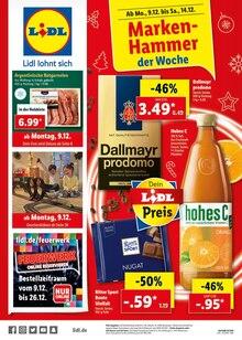 Lidl Prospekt Marken-Hammer der Woche