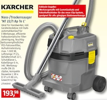 Elektronik von KÄRCHER im aktuellen BAUHAUS Prospekt für 193.98€