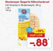 Wurst von Stockmeyer im aktuellen Netto Marken-Discount Prospekt für 0.88€