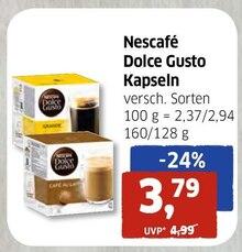 Kaffee von Nescafé im aktuellen BUDNI Prospekt für 3.79€