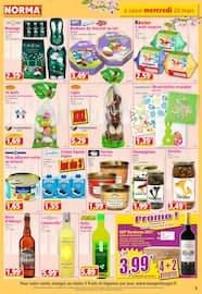 Catalogue Norma en cours, Pour chaque €uro le maximum., Page 5