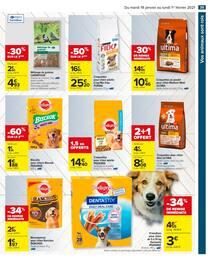 Catalogue Carrefour en cours, Résolument engagés pour votre budget, Page 35