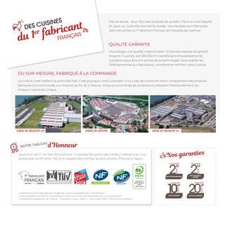 Catalogue Cuisinella en cours, Cuisine collection 2019, Page 2