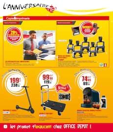 Catalogue Office DEPOT en cours, L'anniversaire de génie, Page 8
