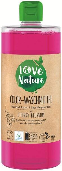 Waschmittel von Love Nature im aktuellen REWE Prospekt für €