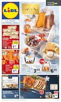 Catalogue Lidl en cours, Favorina, chocolats de fête, Page 1