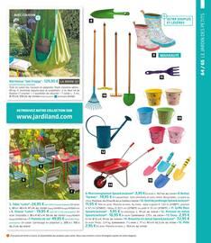 Catalogue Jardiland en cours, Bonheur extérieur, Page 65