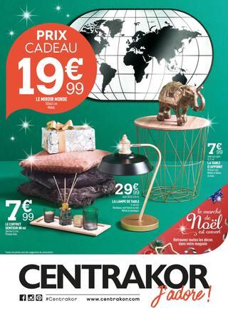 Catalogue Centrakor en cours, Centrakor j'adore !, Page 1