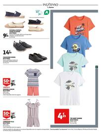 Catalogue Auchan en cours, Le Blanc collection d'été, Page 57