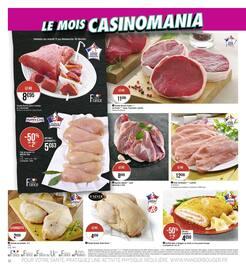 Catalogue Casino Supermarchés en cours, Le mois Casinomania, Page 12