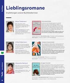 Aktueller Thalia Prospekt, Entdecke neue Welten.  Zwischen den Zeilen., Seite 18