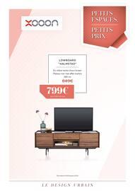 Catalogue Xooon en cours, Petits espaces, petits prix, Page 14