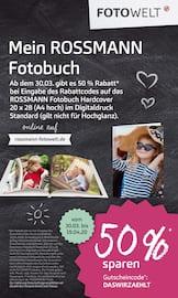 Aktueller Rossmann Prospekt, Mein ROSSMANN Fotobuch, Seite 1