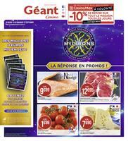 Catalogue Géant Casino en cours, La réponse en promos !, Page 1