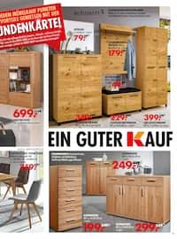 Aktueller Möbel Kraft Prospekt, Aktion Sparwochen!, Seite 17