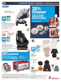 Catalogue Auchan en cours, Trouvez toutes vos idées cadeaux !, Page 36