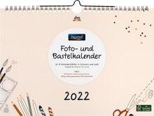 Foto- und Bastelkalender 2022 Querformat Angebot: Im aktuellen Prospekt bei dm-drogerie markt in Aachen