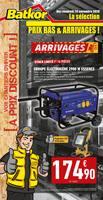 Catalogue Batkor en cours, Prix bas & arrivages !, Page 1