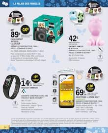 Catalogue E.Leclerc en cours, Jouets à prix E.Leclerc, Noël est encore plus grand, Page 64