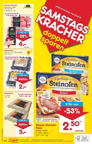 Aktueller Netto Marken-Discount Prospekt, ICH BIN EIN ANGEBOT - HOLT MICH HIER RAUS!, Seite 26