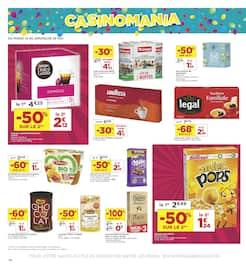 Catalogue Casino Supermarchés en cours, 6 semaines de fête et de promos !, Page 14