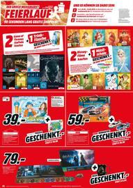 Aktueller Media-Markt Prospekt, Die Mediamarkt Geburtstagseier, Seite 4