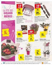 Catalogue Carrefour en cours, Le mois juste pour moi, Page 34