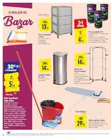 Catalogue Carrefour en cours, Maintenant et moins cher !, Page 30