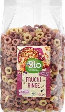 Fruchtringe, Cerealien Angebot: Im aktuellen Prospekt bei dm-drogerie markt in Kassel