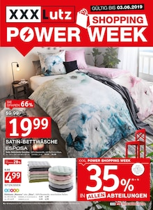 XXXLutz Möbelhäuser - SHOPPING POWER WEEK