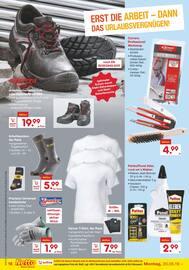 Aktueller Netto Marken-Discount Prospekt, DAS WERDEN GÜNSTIGE URLAUBSTAGE, Seite 16