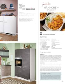 Aktueller porta Möbel Prospekt, Küchenwelt mit viel Platz zum Leben., Seite 95