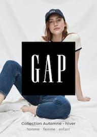 Catalogue Gap en cours, Collection Automne - Hiver 2019/2020, Page 1